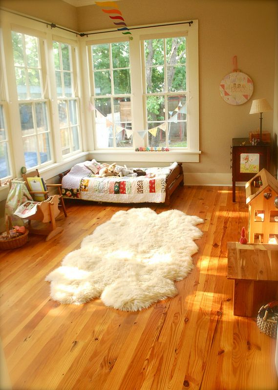 wonderful waldorf inspired bedroom Love this more than words can say!!!!