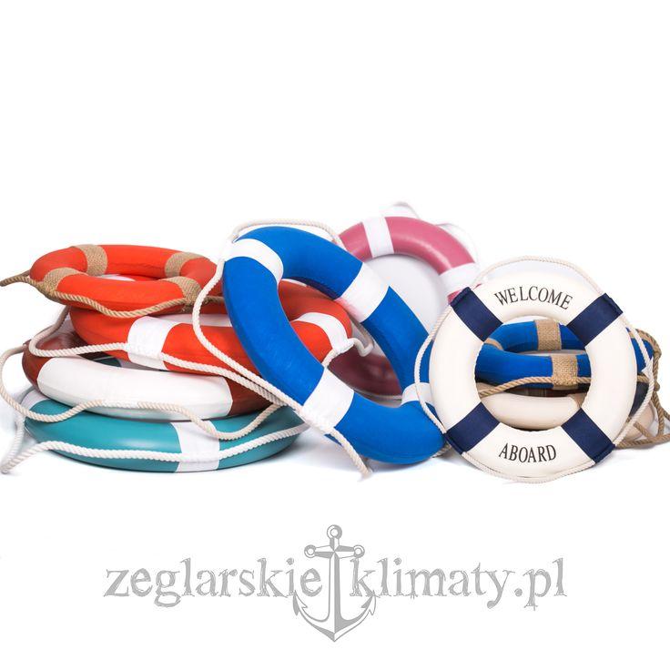 Lifebuoys Decoration http://zeglarskieklimaty.pl/41-kola-ratunkowe