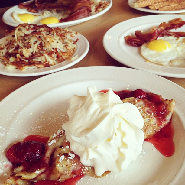 Ihop Birthday Breakfast Jelyssanne.com