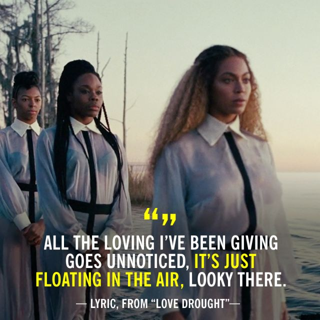 11 <i>Lemonade</i> Lyrics for Every Woman Who's Been Seriously Wronged by a Man