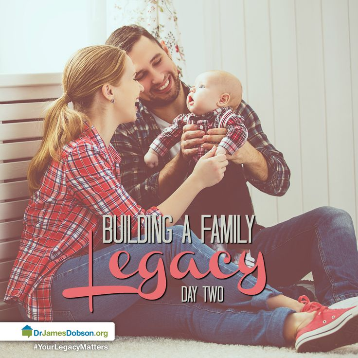 Building A Family Legacy – 4/18/2017 – Day 2 | How do you build a spiritual legacy for your family? How do you make sure that your children follow Christ? Today on Family Talk, Dr. James Dobson, his son Ryan Dobson, and Warren Cole Smith discuss the Building A Family Legacy film series and the impact it can have for you.