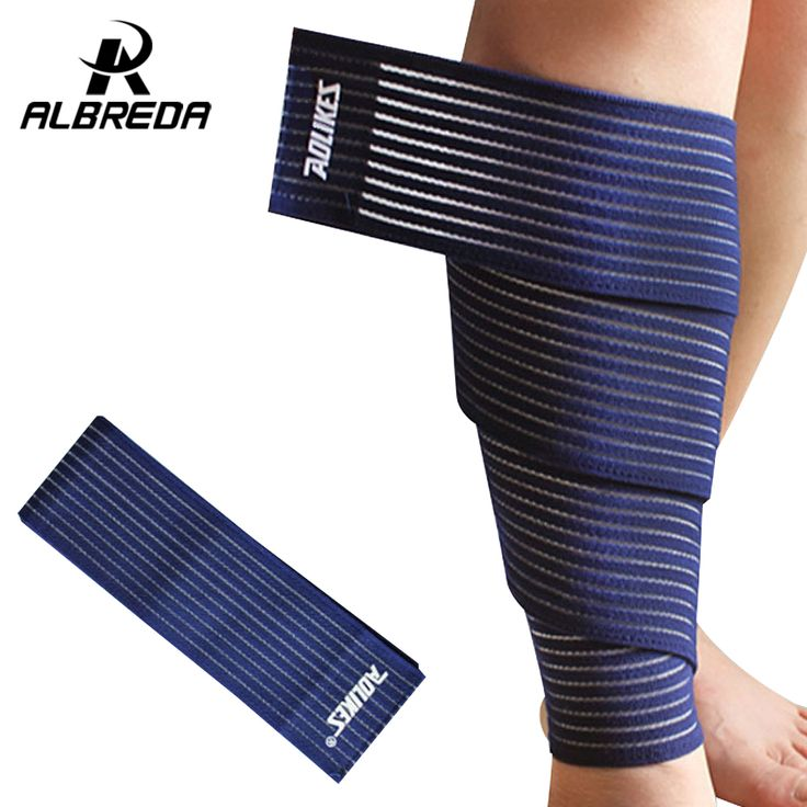 90*7.5cm elastic bandage tape sport knee support strap knee pads kinesiology protector band for joelheira ankle leg wrist wrap