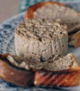 This spreadable meat dish is similar to pâté but with more texture.  Cretons are a very typical eastern Canada dish served at breakfast time on toasted bread.  Cretons are sometimes also served on ...