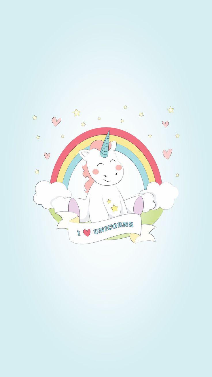 I love Unicorn Wallpaper