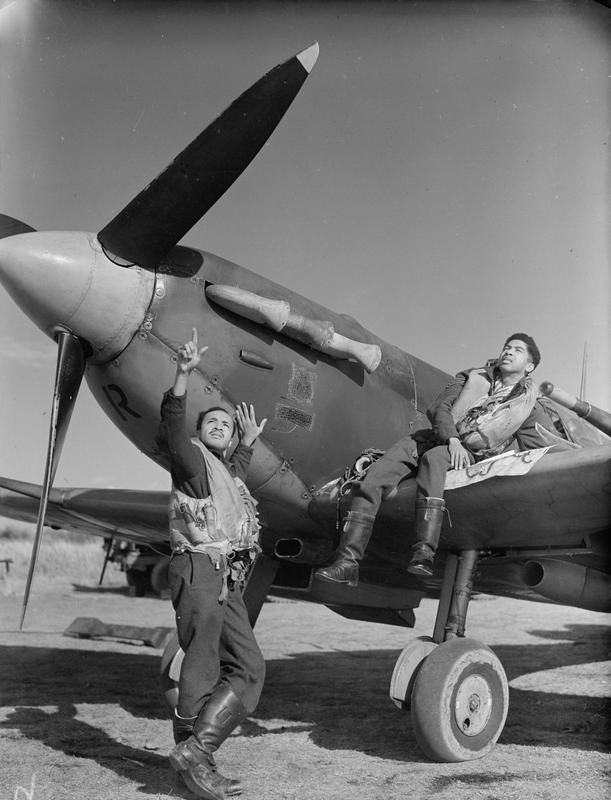 RAF Spitfire pilots from WWII. During World Wars I and II, black recruits could be found in all branches of the Armed Forces; from black Britons who lived in the UK to West Indians and Caribbeans who travelled to the UK to support the fight for freedom. Estimates vary, but approximately 16,000 men from the Caribbean volunteered to fight for Britain in World War I, and thousands more in World War II.In RAF in World War II, there over 17,500 male and female volunteers from the West Indies…