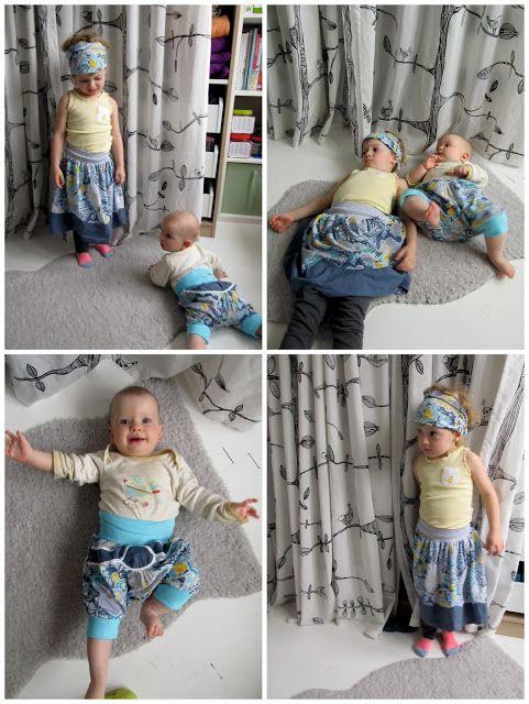 RecyDrops: Roztržené šaty...