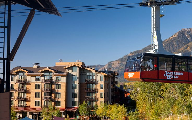 Wyoming: Hotel Terra: Amid Jackson Hole's many ski resorts, Hotel Terra stands out thanks to its dedication to eco-friendliness combined with world-class amenities.