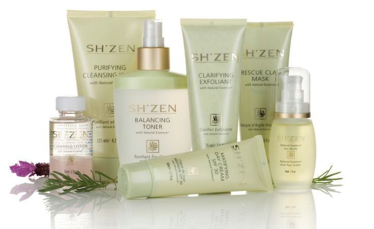 Natural Essence products