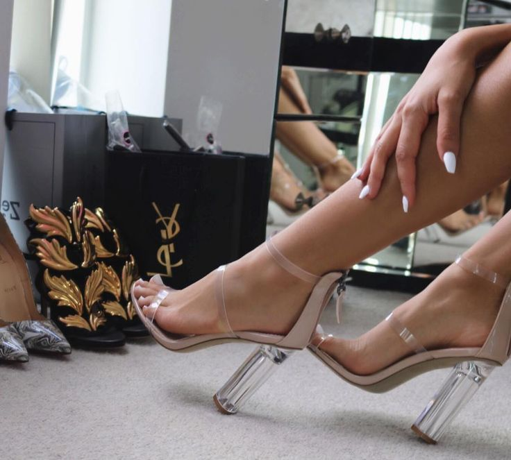 Fetish shoe video