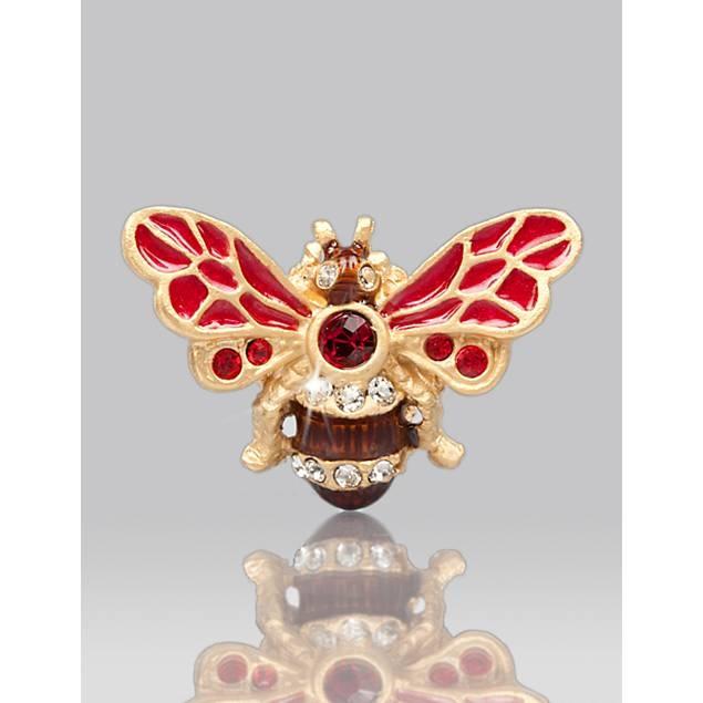 Nigel Bumblebee Tack Pin - Jay Strongwater