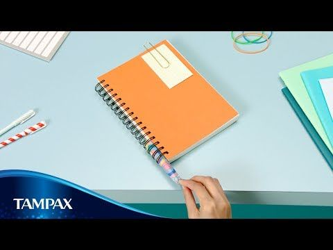(3) Tampax Commercial: Pocket Pearl Fits Your Life - YouTube