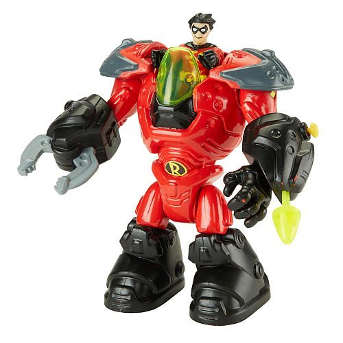 """Fisher-Price Imaginext DC Comics Super Friends Gotham City Collection - Robin Suit - Fisher-Price - Toys """"R"""" Us"""