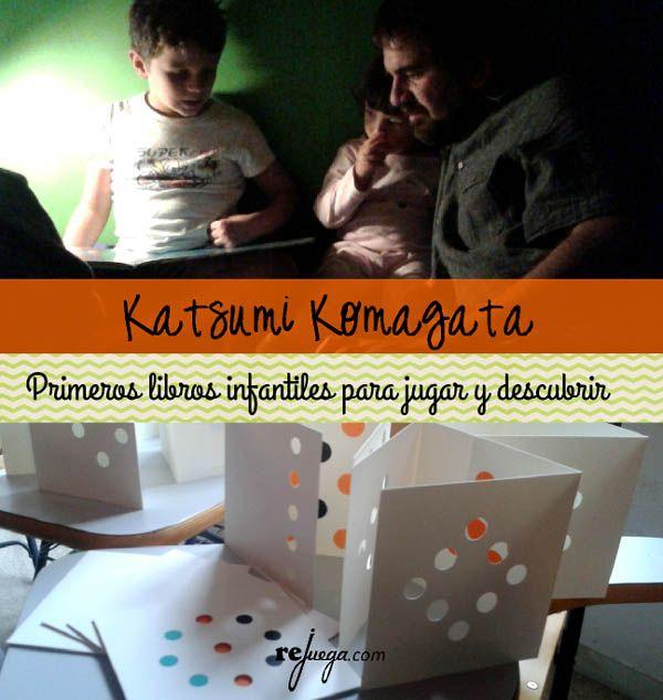 Katsumi Komagata: primeros libros infantiles llenos de creatividad