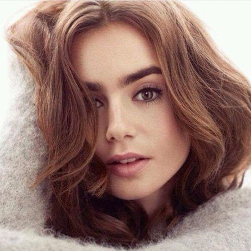 ☆ Lily Collins ☆