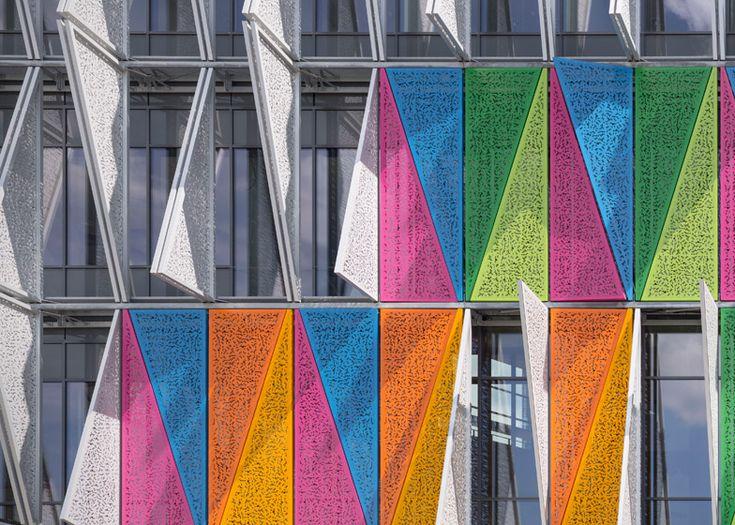 Henning Larsen SDU Kolding Building pushes green standards