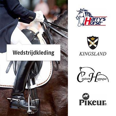 www.horsecheck.nl - alle topmerken bij elkaar op 1 website!