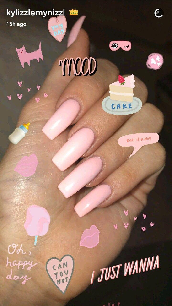 kylie jenner nails beauty