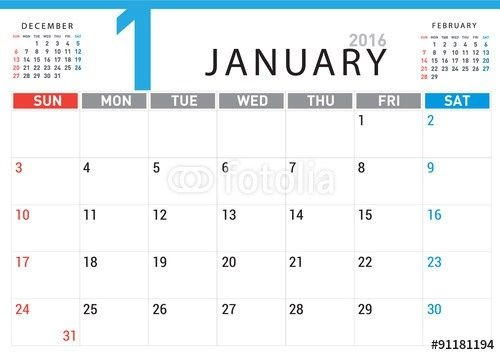 103 best 2016 calendar images on Pinterest 2016 calendar - attendance calendar template