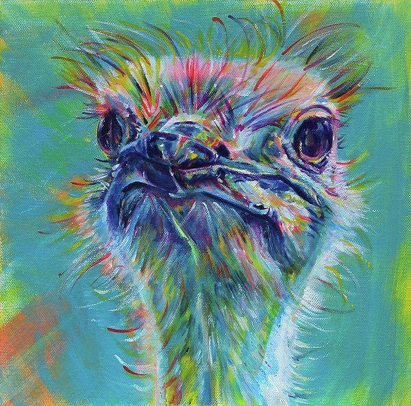 Artist: Karin McCombe Jones Welsh/NZ Artist