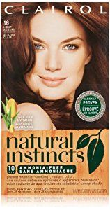 Clairol Natural Instincts Hair Color 16, Spiced Tea, Light Auburn 1 Kit (packaging may vary) - http://womensfragrancesperfumes.com/beauty/clairol-natural-instincts-hair-color-16-spiced-tea-light-auburn-1-kit-packaging-may-vary-com/
