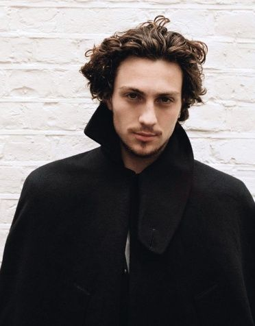 A Day in the Life: Aaron Johnson - Culture - Vogue