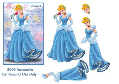 Borboleta Azul: Papéis Para Decoupage