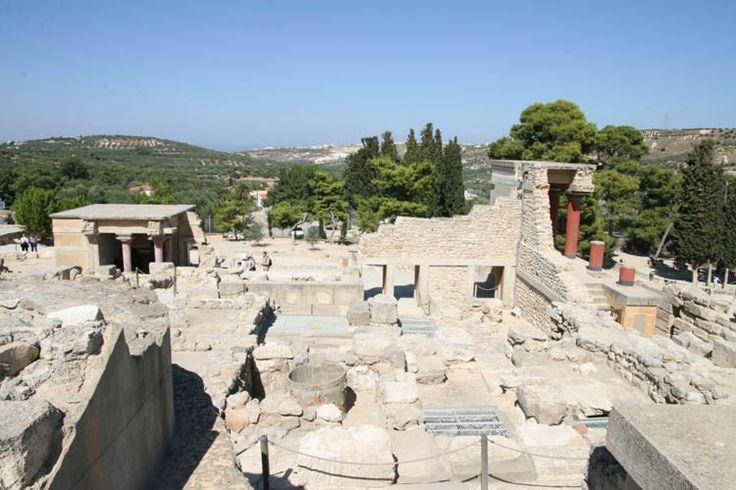 Knossos - Crete, Greece