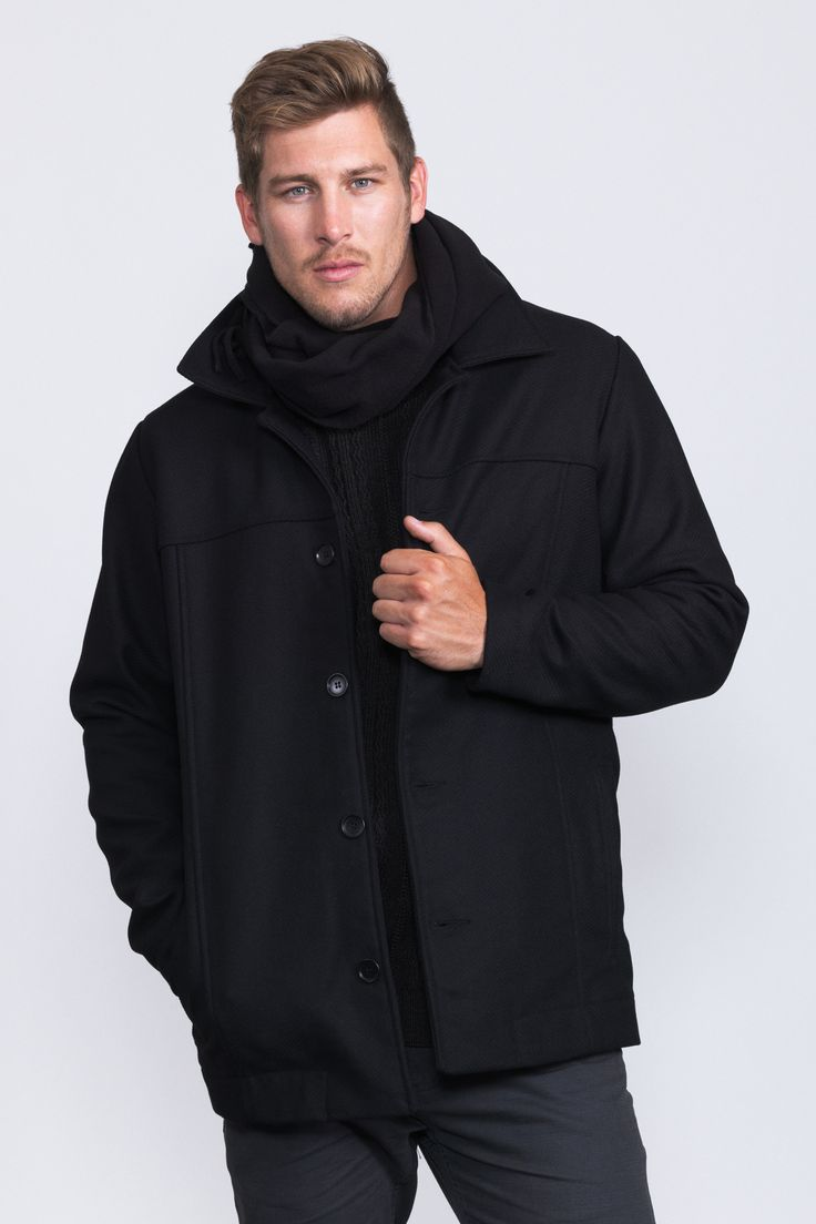 Earnslaw Jacket / A top quality Italian woollen fabric jacket in a classic style that will last for years.