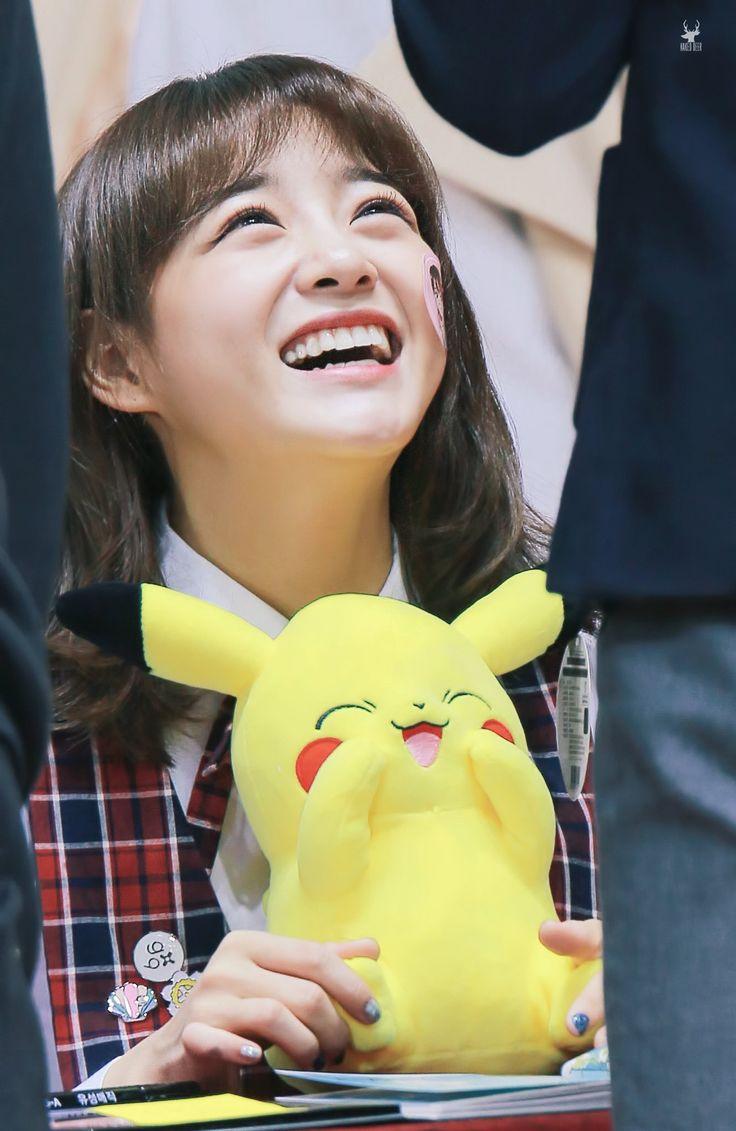 170401 - Kim Sejeong @ Busan Fansign Event (cr.naked_deer_) | Twitter