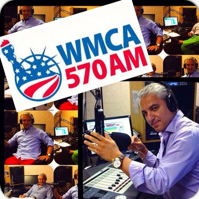 Join me on Saturdays at 10am #NY time on WMCA AM 570 for another great radio show. Call in #LIVE with your questions 1-800-345-9266 #menshealth #healthtip