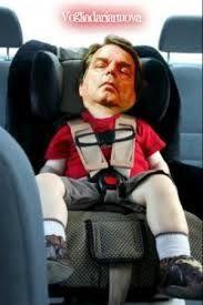 immagini divertenti il Ministro Brunetta in viaggio