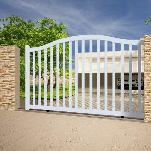 best 25 portail aluminium coulissant ideas on pinterest portail aluminium cloture en. Black Bedroom Furniture Sets. Home Design Ideas