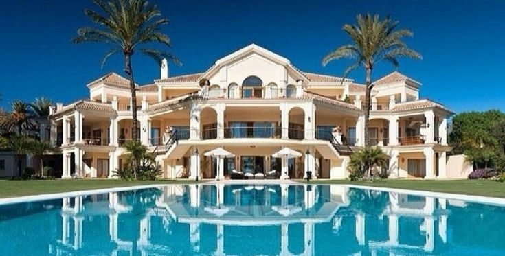 Nice mansion houses pinterest mansions villas and home for Pictures of nice mansions