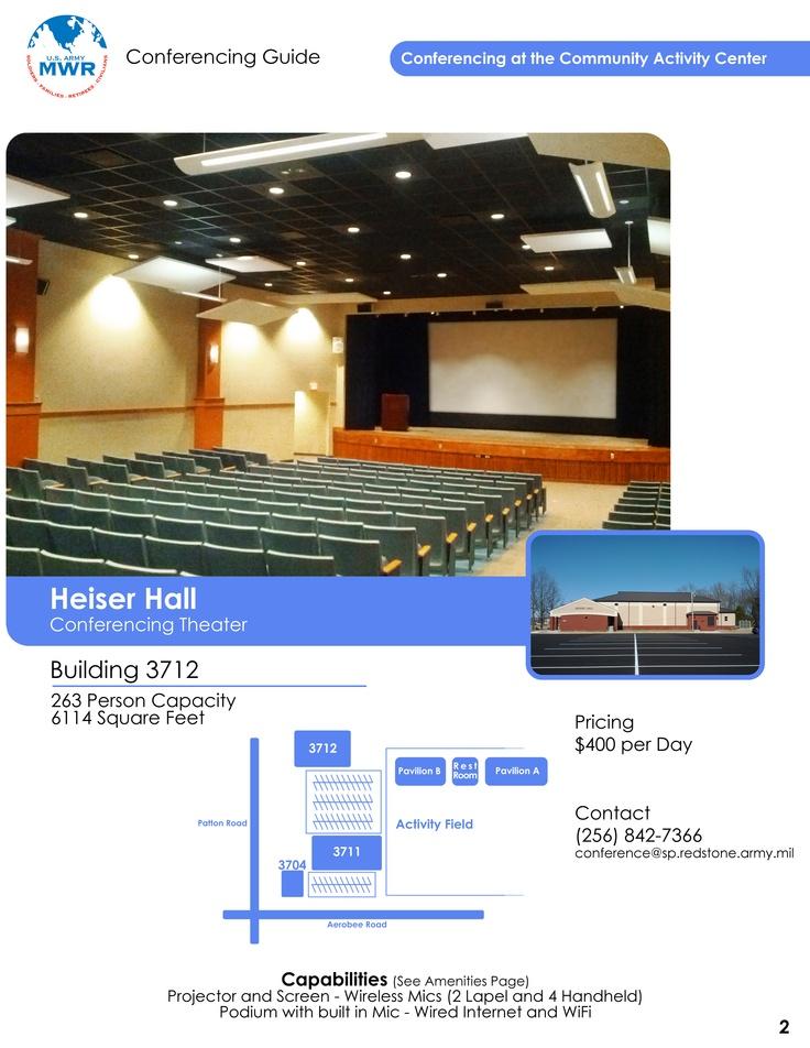 Heiser Hall