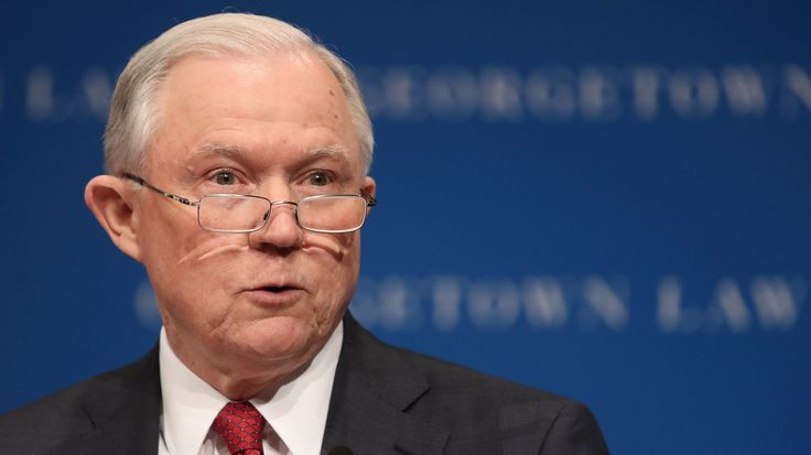 NPR News: Sessions Defends Campus Free Speech And Trumps Criticism Of NFL Player Protests