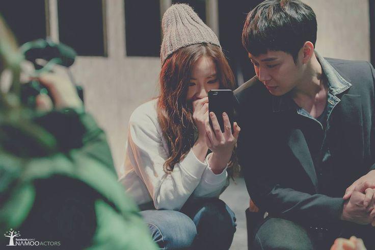 The Girl Who Sees Smells // Park Yoochun and Shin Se Kyung