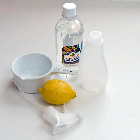 Make Your Own: Natural Homemade Window Cleaner. Use a microfiber cloth or coffee filter for streak free shine.