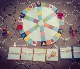 trivial pursuit: ontluikende geletterdheid (met vragen binnen het thema vakantie)