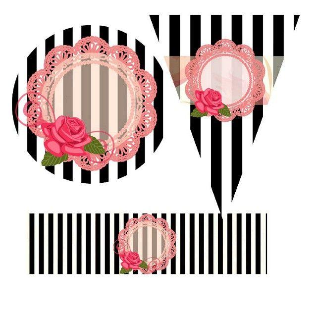 عينات من الثيم المجاني تجدونه في الموقع الرابط في البايو ثيمات حفلات ثيمات ثيمات خ Happy Birthday Banner Printable Free Gift Tag Cards Wedding Stickers