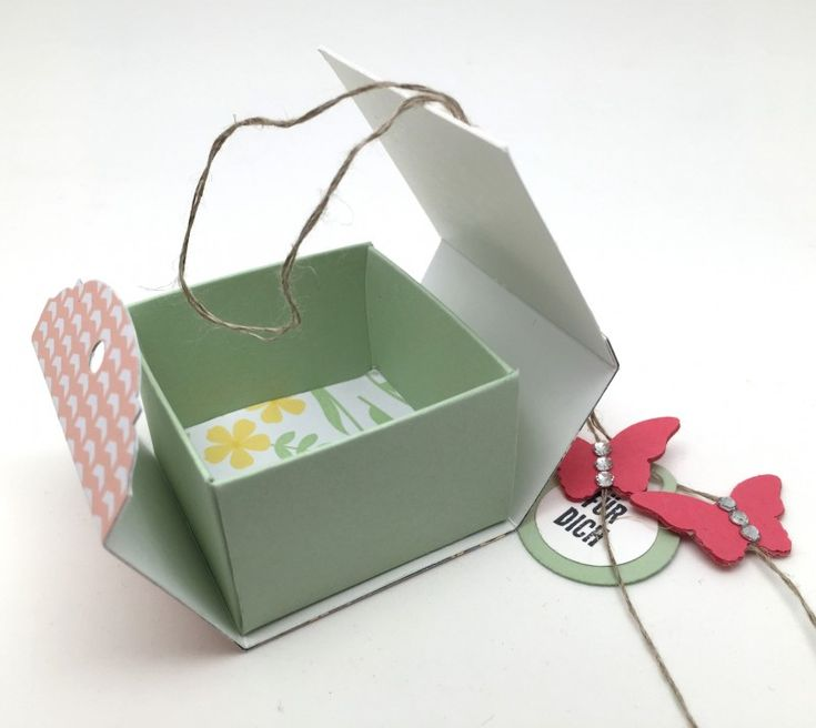 Mini-Pralinenschachteln – Inspiration & Art