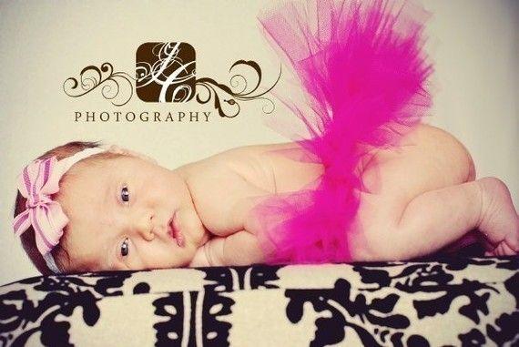 Tutu neonato personalizzato di tutucutiebows su Etsy