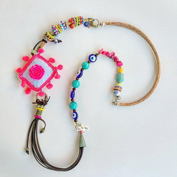 Check out this item in my Etsy shop https://www.etsy.com/listing/545335317/bracelet-and-necklace-boho-ethnic-hippie