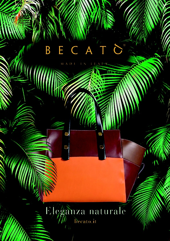 "Becatò Fall Winter 12/13 Advertising campaign ""Into the wild"""