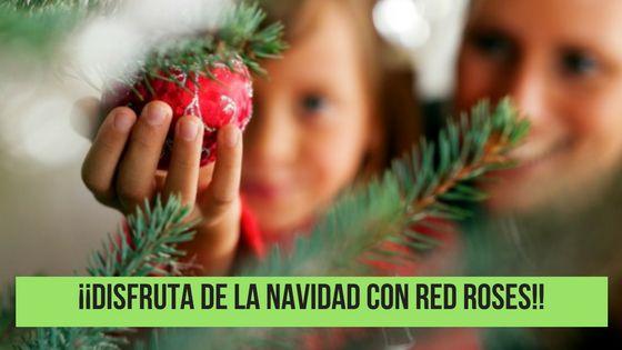 ¡¡Se acerca de la Navidad!! En Red Roses entendemos que hay días en los que nos salemos de lo habitual, pero ponemos solución. Además, si comienzas ya tu reto, en estas semanas que aún faltan para Navidad, podrás perder hasta 8 kilos y terminar el año como quieres verte. ¿Aún no lo tienes claro?