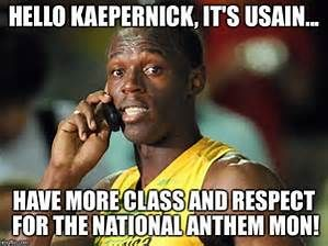 Brady Kaepernick Meme National Anthem - Bing images