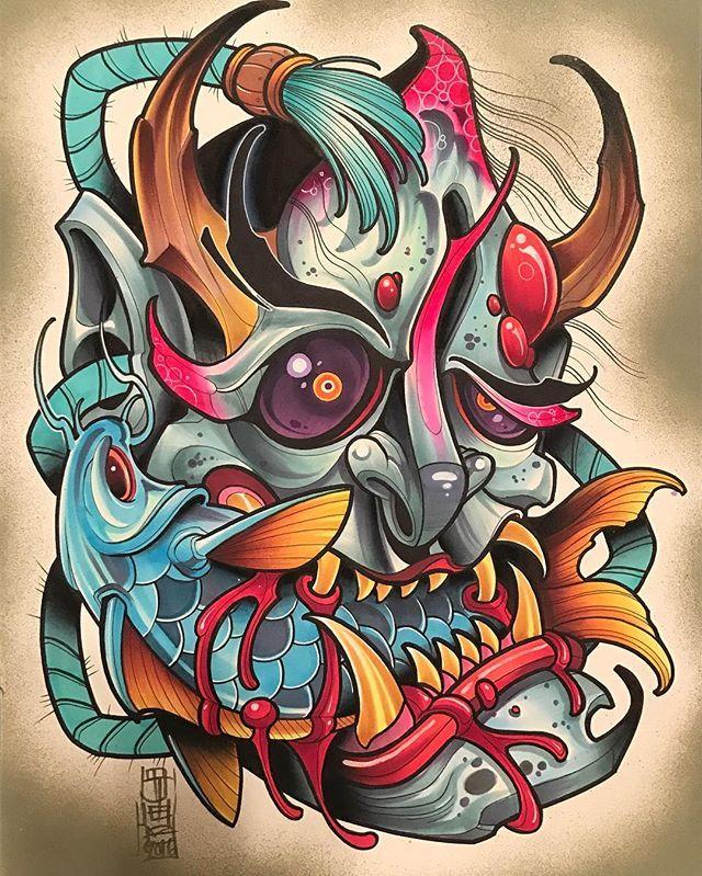 Favori 494 best new school tattoo images on Pinterest | Tattoo designs  PD32