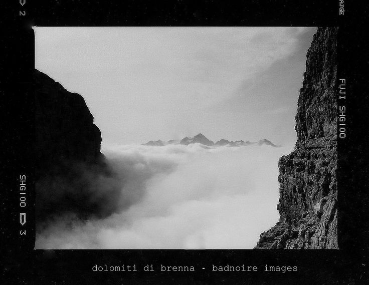 who the hell brings a chunky Mamiya 645 to a mountain trip, in the case the famous Dolomites' Via Ferrata ... well I did so in 1992 and it was worth it....