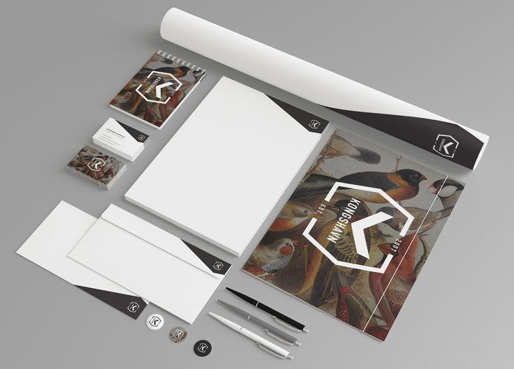 Logo for Kongshavn Design