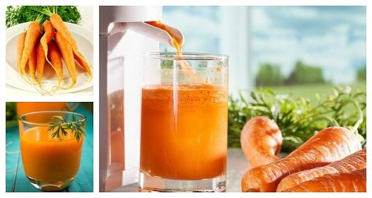 Beauty and the Mist - everything about beauty: Beauty and Health Benefits of Carrots