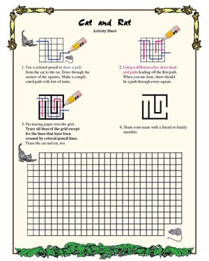 Printables Fun 6th Grade Math Worksheets 1000 images about 2014 summer workbook on pinterest english cat and rat printable geometry worksheet for kids